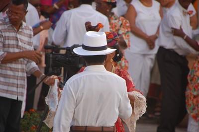 Le quadrille - danse de Guadeloupe