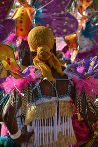 Tenue Carnaval de Guadeloupe