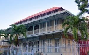 Maison coloniale Pointe-à-Pitre