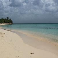 Plage du Souffleur, Port Louis, Guadeloupe
