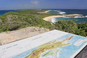 Guadeloupe Pointe des Châteaux