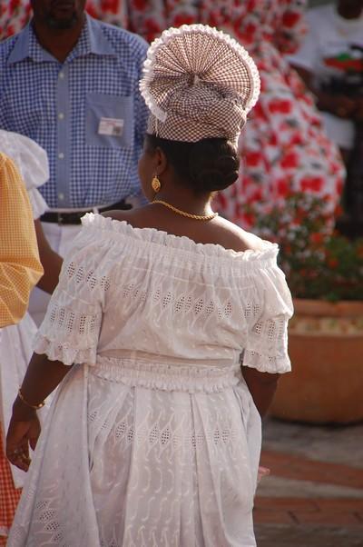 Biguine - danse Guadeloupe