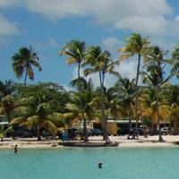 Plage du boug de Sainte Anne Guadeloupe