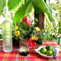 Recette du ti-punch de Guadeloupe