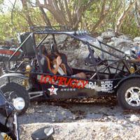 Randonnée en Buggy en Guadeloupe
