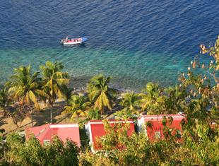 Loger chez l'habitant en Guadeloupe