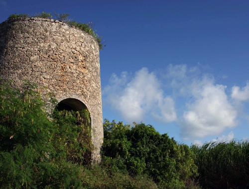 monuments historiques de Guadeloupe