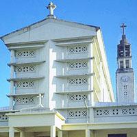 Eglise Saint André à Morne à l'eau