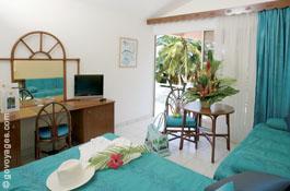 Hotel Fort Fleur d'épée Guadeloupe